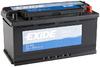 Аккумулятор Exide EC900, 90 А/ч 720А