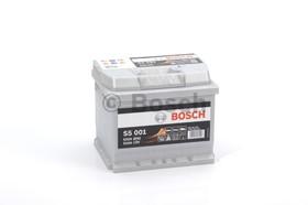 Аккумулятор bosch S5 001 52 а/ч 0092s50010