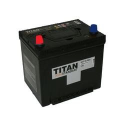 Аккумулятор автомобильный TITAN ASIA STANDART 62ah 6СТ-62.1 VL B01
