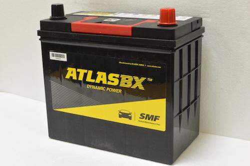 ATLAS MF55B24L  45А/ч  360А