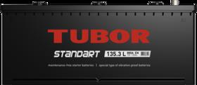 Аккумулятор грузовой TUBOR STANDART 135ah 6СТ-135.3 L