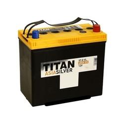 Аккумулятор автомобильный TITAN ASIA SILVER 57ah 6СТ-57.0 VL B00