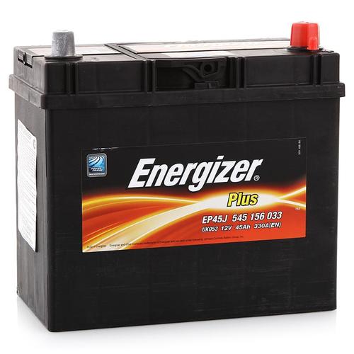 ENERGIZER PLUS EP45J  45А/ч  330А