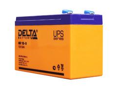 Аккумулятор Delta HR 12-9 (12V / 9 Ah)