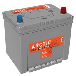 Аккумулятор автомобильный ARCTIC ASIA 80ah 6СТ-80.0 VL B01