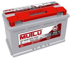 Аккумулятор автомобильный Mutlu 100 а/ч L5.100.090.A