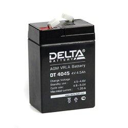 Аккумулятор Delta DT 4045 (4V / 4.5Ah)