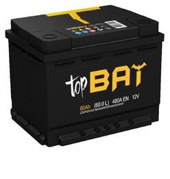 Аккумулятор BAT 60ah, 6СТ-60.0 L