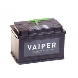 Аккумулятор VAIPER 75ah, 6СТ-75.1-L