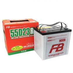 Аккумулятор автомобильный Furukawa FB SUPER NOVA 55D23R