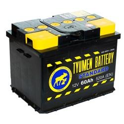 Аккумулятор автомобильный Тюмень PREMIUM 60 а/ч о.п. 6СТ-60
