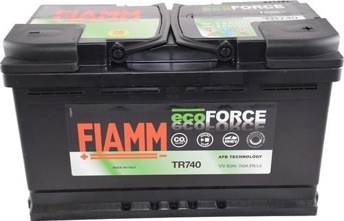 Аккумулятор FIAMM ECOFORCE AFB TR740 EFB Start-Stop