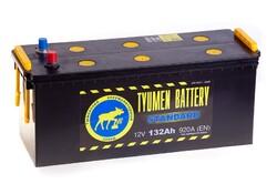 Аккумулятор грузовой Тюмень STANDARD 132 а/ч п.п. 6СТ-132