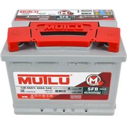 Аккумулятор автомобильный Mutlu 60 а/ч L2.60.054.B