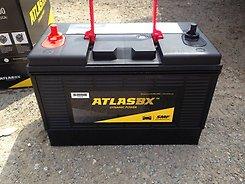 Аккумулятор автомобильный Atlas MF31S-1000 105А/ч 1000А