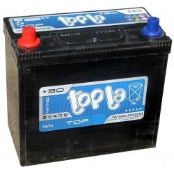Аккумулятор TOPLA Top JIS TT55JX 55 ач 490a