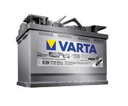 Аккумулятор автомобильный Varta silver dynamic E39 (570901076)
