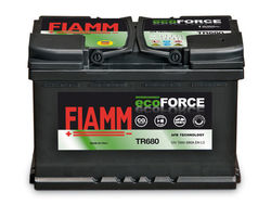 Аккумулятор FIAMM ECOFORCE AFB TR680 EFB Start-Stop