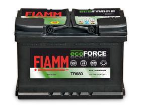 Аккумулятор автомобильный Fiamm ECOFORCE AFB TR680 EFB Start-Stop