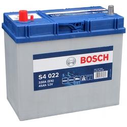 Аккумулятор автомобильный Bosch S4 022 45 а/ч 0092s40220