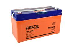 Аккумулятор Delta DTM 12120 i (12V / 120Ah)