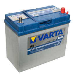 VARTA Blue dynamic-45Ач (B31)  45А/ч  330А