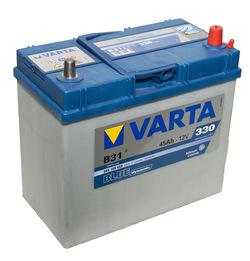 Аккумулятор автомобильный Varta blue dynamic B31 (545155033)