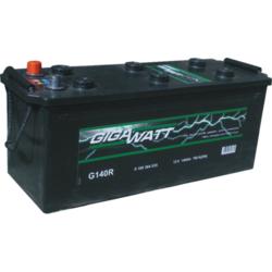 Аккумулятор грузовой Gigawatt G140R 140А/ч 760A