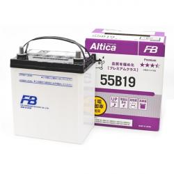 Аккумулятор автомобильный Furukawa FB Altica PREMIUM 55B19L