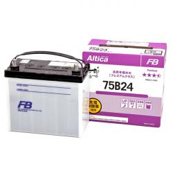 Аккумулятор автомобильный Furukawa FB Altica PREMIUM 75B24R
