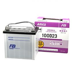 Аккумулятор автомобильный Furukawa FB Altica PREMIUM 100D23L