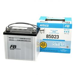 Аккумулятор автомобильный Furukawa FB Altica HIGH-GRADE 85D23R