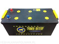 Аккумулятор грузовой Тюмень STANDARD 190 а/ч о.п. 6СТ-190