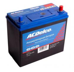 Аккумулятор автомобильный AC Delco 45 Ач 425A
