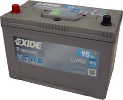 Аккумулятор автомобильный Exide EA955 95 А/ч 800А