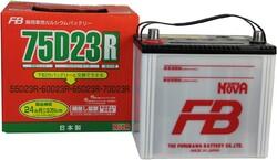 Аккумулятор автомобильный FB Super Nova 75D23R
