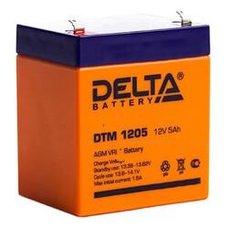Аккумулятор Delta DTM 1205 (12V / 5Ah)