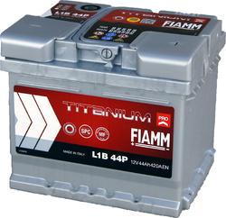 Аккумулятор автомобильный Fiamm TITANIUM PRO L1B44P