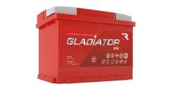 Аккумулятор автомобильный GLADIATOR EFB 77Ah 770А (Start-Stop)