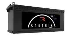 Аккумулятор автомобильный Sputnik 190Ah 1250А клеммы под болт прямая полярность
