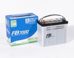 Аккумулятор автомобильный Furukawa FB7000 60B24R