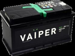 Аккумулятор автомобильный VAIPER 90ah 6СТ-90.1-L