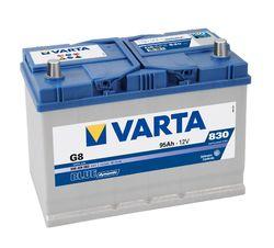 Аккумулятор автомобильный Varta blue dynamic G8 (595405083)