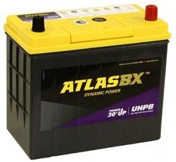 Аккумулятор автомобильный Atlas UMF75B24R 55А/ч 480А