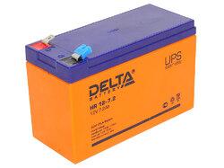 Аккумулятор Delta HR 12-7.2 (12V / 72Ah)