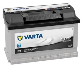 Аккумулятор Varta black dynamic E9 (570144064)