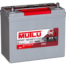 Аккумулятор автомобильный Mutlu 55 а/ч B24.55.045.A