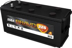 Аккумулятор Аком Bravo 225Ah 1150a (R+)
