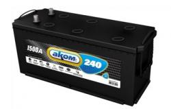 Аккумулятор Аком EFB 240Ah 1500a (L+)