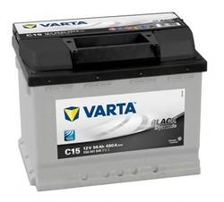 Аккумулятор Varta black dynamic C15 (556401048)